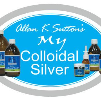 Allan Sutton Colloidal Silver